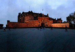 #edinburgh #castle #scotland #roadtrip #europe #uk