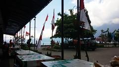 Demarga, Desa Kedisan (scinta1) Tags: baturbaguscottages indonesia bali kintamani kedisan kampung desa village mountbatur gunungbatur lakebatur danaubatur volcano caldera road jalan street warung table