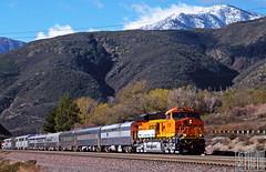 2014-12-13 San Berdoo-Blue Cut CA BNSF8169 ES44C4 (maximaguy97) Tags: locomotive ge gevo generalelectric es44c4 bnsf bnsf8169 bluecut cajon cajonpass california