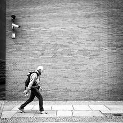 Monitored (Hans-Jörg Aleff) Tags: berlin blackwhite monitored streetphotography deutschland
