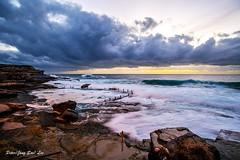 Morning wave (jongsoolee5610) Tags: seascape maroubra sydney australia sydneyseascape wave morningsea