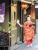 Maiko in Gion, Kyoto (Sharaz Jek) Tags: kyoto japan maiko travelphotography geiko geisha gion