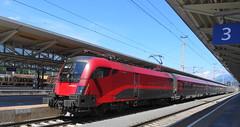 ÓBB 1116-243 Railjet (rommelbouwer) Tags: óbb 1116243 railjet