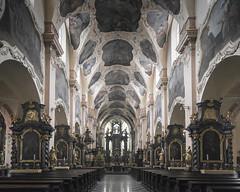 Strahov Monastery (Vesa Pihanurmi) Tags: strahovskýklášter strahovmonastery interior room architecture prague church gothic monastery praha basilica