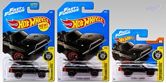 1-64_Hot_Wheels_Fast_Furious_Offroad_Charger_2017 (Sigi D) Tags: 164 fast furious fastfurious diecast moviecar sigid hotwheels mainline dodge charger offroad experimotors dominic toretto furious7