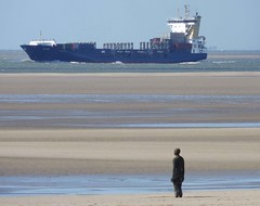 Another Place -Antony Gormley (puffin11uk) Tags: puffin11uk crosby beach anotherplace anthonygormley 50club