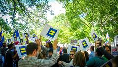 2017.05.03 #LicenseToDiscriminate Protest, Washington, DC USA 4449