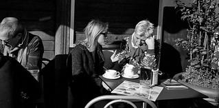 Cafe confidential.