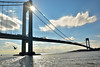 Verrazano Bridge (An-AverageGuy) Tags: d5500 nikon verrazano bridge hudson river water nyc brooklyn verrazanonarrows
