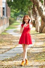 Lili0021 (Mike (JPG直出~ 這就是我的忍道XD)) Tags: lili 台灣大學 d300 model beauty 外拍 portrait 2014