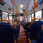 Interior of Stagecoach Midland Red ADL Dart SLF (Pointer 2) 34816 PX06 DWA thumbnail