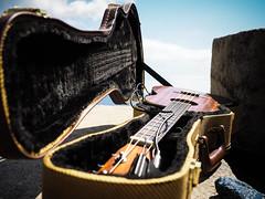 Jacks Uke (real ramona) Tags: flown minack poc circus cornwall ukulele guitar instrument