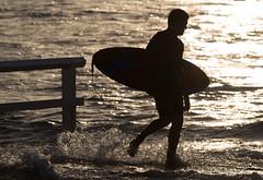 Intrepid (OzzRod) Tags: pentax k1 smcpentaxf300mmf45 surf swell waves sunrise intothesun oceanbaths newcastle dailyinmay2017