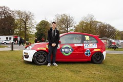 Danny Harrison – Supported by WORX All-Natural Hand Cleaner #1 (Damar International Ltd) Tags: danny harrison youngest driver brscc fiesta championship damar international ltd worx all natural hand cleaner mutation motorsport powdered cleaning racing race car ford