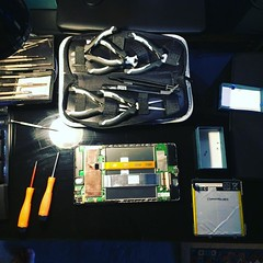Trying to get my @google nexus 7 back to life.