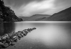 Wast Water - Cumbria (99damo) Tags: lakedistrict cumbria cloud district d810 longexposure fells gravel lake morning nikon rocks shore wasdale wastwater