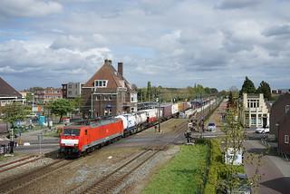 DB Cargo 189