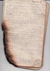 20 Mar - 4 Apr 1915 (wheresshelly) Tags: ww1 wwi world war 1 australia gallipoli egypt military australian 4th field ambulance anzac morton wilfred