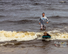 Photodepatricklevesque_I7D_0201.jpg (patrick_levesque) Tags: boogieboard famillelevesque lacsaintjean plage vagues