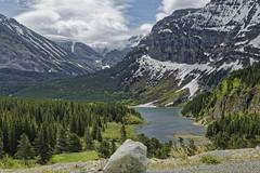 Many Glacier Park 20 (Largeguy1) Tags: approved many glacier park landscape water clouds blue sky canon 5d mark iii