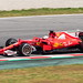 Sebastian Vettel, Ferrari SF 70H.