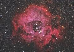 NGC2237 (ACHAYA - Astrofotografías) Tags: ngc2237 achaya pochoco astrometrydotnet:id=nova2049080 astrometrydotnet:status=solved