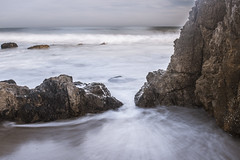 A View from Malibu 12 (MarcCooper_1950) Tags: water ocean sand rocls beach sunset coastal malibu leocarrillostatebeach southerncalifornia nikon d810 longexposure ndfilter waves foam surf pastels