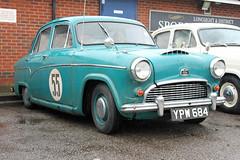 C0839-Longsight. (day 192) Tags: longsight 3gracescarshow carshow classiccarshow car cars classiccar austin a55 cambridge austina55cambridge austina55 ypw684