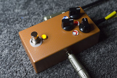 Peach Fuzz clone. (robert_rex_jackson) Tags: peachfuzz foolaudioresearch