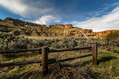 Another shot from my latest blog (Rustic Lens Photography) Tags: dam oregon owyhee nature landscape scenics usa outdoors no people mountain beauty in sky rock object cloud wild west desert travel northwest valley remote cliff rokinon 14mm
