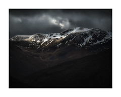 Mullach Fraoch-choire (Vemsteroo) Tags: mullachfraochchoire munro scotland highlands lochaffric dramatic glorious epic glenaffric mountain mountainscape storm snow fuji fujifilm xt2 50140mm landscape hiking exploring outdoors north circularpolariser xseries transientlight nature