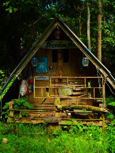 freeedom hut