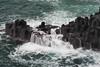 PA220689a (mrkevinw08) Tags: korea jeju daepojusangjeollicliff daepo jusangjeollicliff jusangjeolli cliff