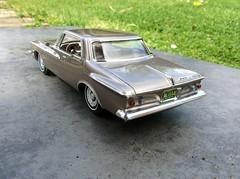 1962 Plymouth Fury (Johan) (Modelmadness) Tags: plymouth fury johan model kits 62 classic american mopar