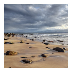Over the Sea (gerainte1) Tags: scotland torridon sea skye colour beach sky