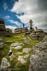 Widgery Cross on Brat Tor, Dartmoor (Mr Whites Paw Prints) Tags: widgerycross dartmoor nibbler