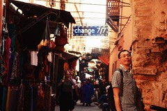 Discovering Marrakesh (catarinae) Tags: kingdom morocco marrakech street portrait cousin family philippine man pinoy travel capital market discovering change 77