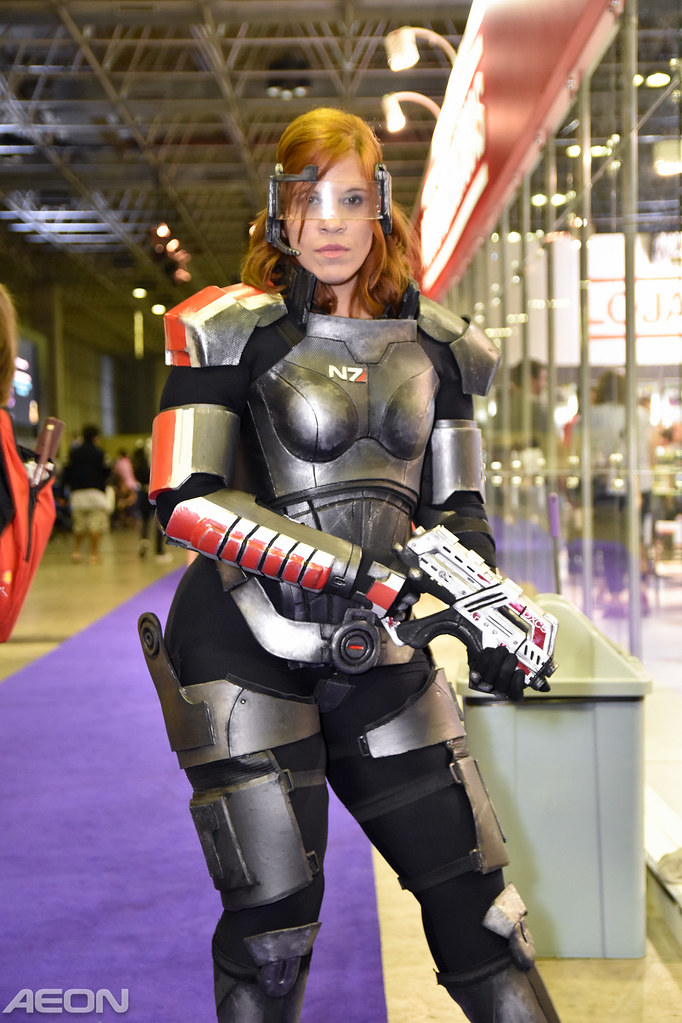The World S Best Photos Of Cosplay And Shepard Flickr Hive