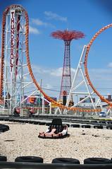 DSC_2350 (artsynancy) Tags: coneyisland brooklyn coneyislandbrooklyn spring amusement throwback urban seaside shore boardwalk carousel entertainment newyorkcity newyork brooklynnewyork