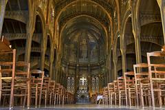Eglise Saint Christophe de Javel, Paris (PokemonaDeChroma) Tags: eglise church france hdr paris