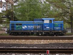 Lodz Zabieniec 5.05.2017 002 (Groch1) Tags: stacja łódźżabieniec lodzzabieniec pkp cargo pkpcargo sm42 sm42791