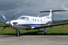M-DRIL (GH@BHD) Tags: mdril pilatus pcxii pc12 drillingsystemsltd bournemouthairport boh bizprop corporate executive vip turboprop aircraft aviation