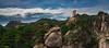 黃山 飛來石 (sunnyha) Tags: flyingstone stone sky skyblue skyline mthuangshan yellowmountain anhuiprovince anhui china chinese chinalandscape chineselandscape chine day sunnyha sunny outdoors color colour colours blueskyandwhitecloud photographier photograph photographer 1635mm ef1635mmf4lisusm sonyilce7rm2 sony a7rll a7rm2 plant green worldheritage 飛來石 黃山 中國 中国 中国風景 安徽 寫真 攝影 自然 天空