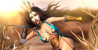 Empress of war [TURB - CONTEST]