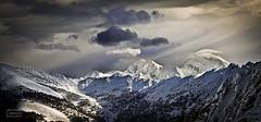 Peña Ten/ Redes Natural Park, Asturias, Spain (Jose Antonio. 62) Tags: spain españa asturias redes mountains montañas snow nieve clouds nubes nature naturaleza