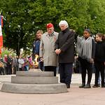 Commémorations du 8 mai, Belfort, 08 May 2017 thumbnail