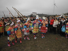 Guizhou China  2017龙里中排(正月初八)跳月 (gsfy 弓石飞燕) Tags: 中国 贵州 苗 苗族 亚洲 节日 guizhou china miao hmong asia