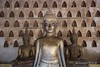 Vientiane (Rolandito.) Tags: south east asia lao laos pdr vientiane wat buddha historic buddhas