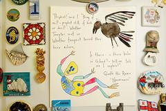 Story Poeple (Apionid) Tags: storypeople parody edgarallenpoe theraven nevermore raven refrigerator werehere hereios nikond7000 365 brianandreas cynicism