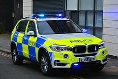 LJ66 EXN (S11 AUN) Tags: northumbria police bmw x5 armed response vehicle arv anpr traffic car motor patrols rpu roads policing fsu firearms support unit 999 emergency lj66exn